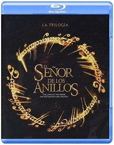 Amazon Mx: Trilogía El Señor de los Anillos Edición Especial (6 discos) Blu-ray
