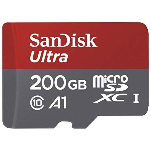 Amazon: Memoria Micro SD Sandisk de 200GB