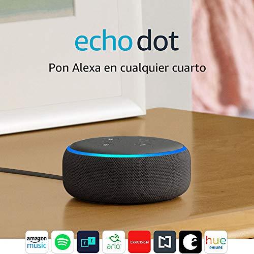 Amazon Mx: Echo Dot super precio