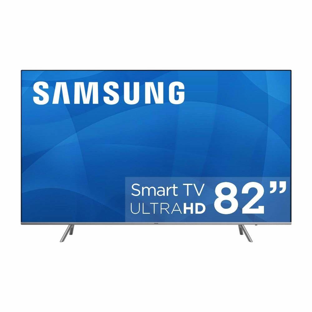 Sam's Club en Línea: Pantalla Samsung 82 Pulgadas 4K HDR 120 HZ Premium UHD Serie 8000 (Freesync, Bluetooth, Comandos de Voz)