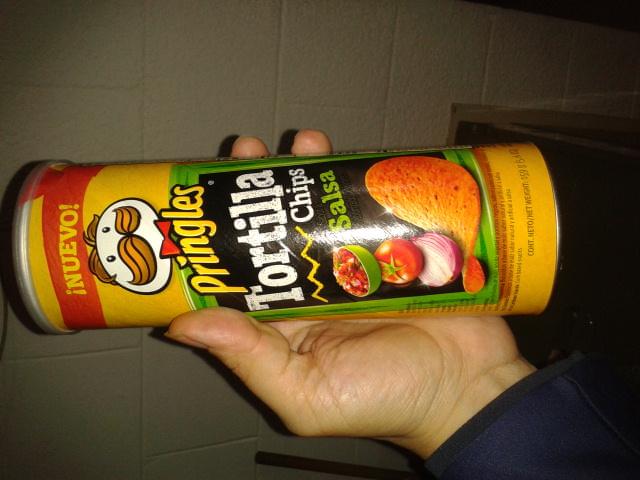 Walmart: papa Pringles tortilla grande a $10