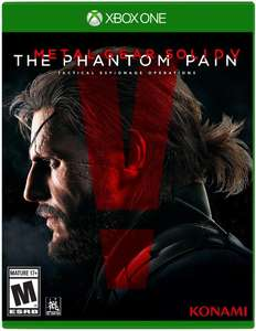 Amazon: Metal Gear Solid V: The Phantom Pain para Xbox One y PS4 a $585