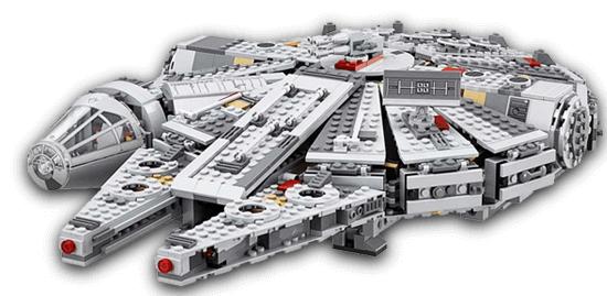 Liverpool en Línea 15% de descuento algunos artículos LEGO