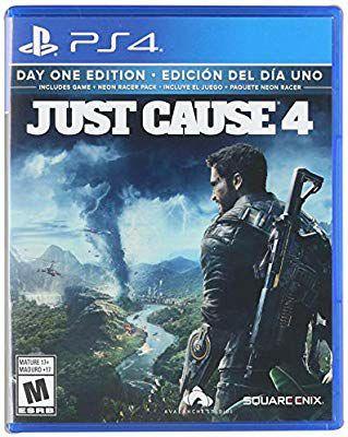 Amazon MX: Just Cause 4 para PS4