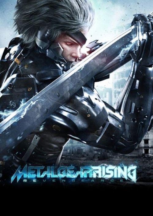 Cdkeys: Metal Gear Rising Revengeance PC