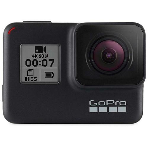 Grupo Decme: Cámara Acuática Digital GOPRO Hero 7 12 MP Ultra HD Black CHDHX-701-RW