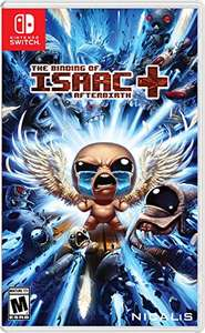 Amazon MX: The Blinding of Isaac - Afterbirth+ para Nintendo Switch
