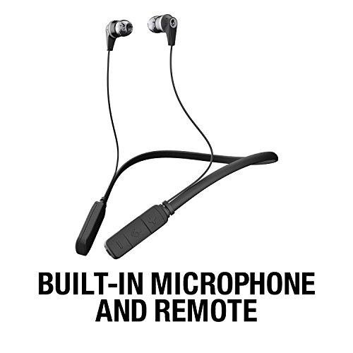Amazon MX: Skullcandy SCS2IKW-J509 Inalámbrico Bluetooth In-ear Negro (Vendido por Amazon USA)