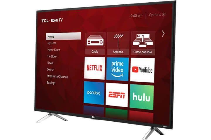 Best buy: TLC 49 pulgadas Smart tv UHD 4K, más 1400 pesos en cupones Citibanamex.