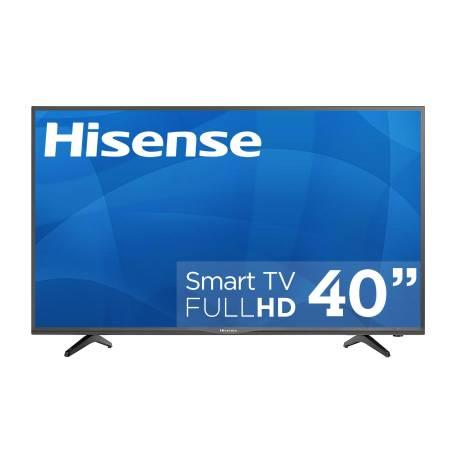 Sam's Club: Pantalla Hisense 40 Pulgadas LED Full HD Smart TV