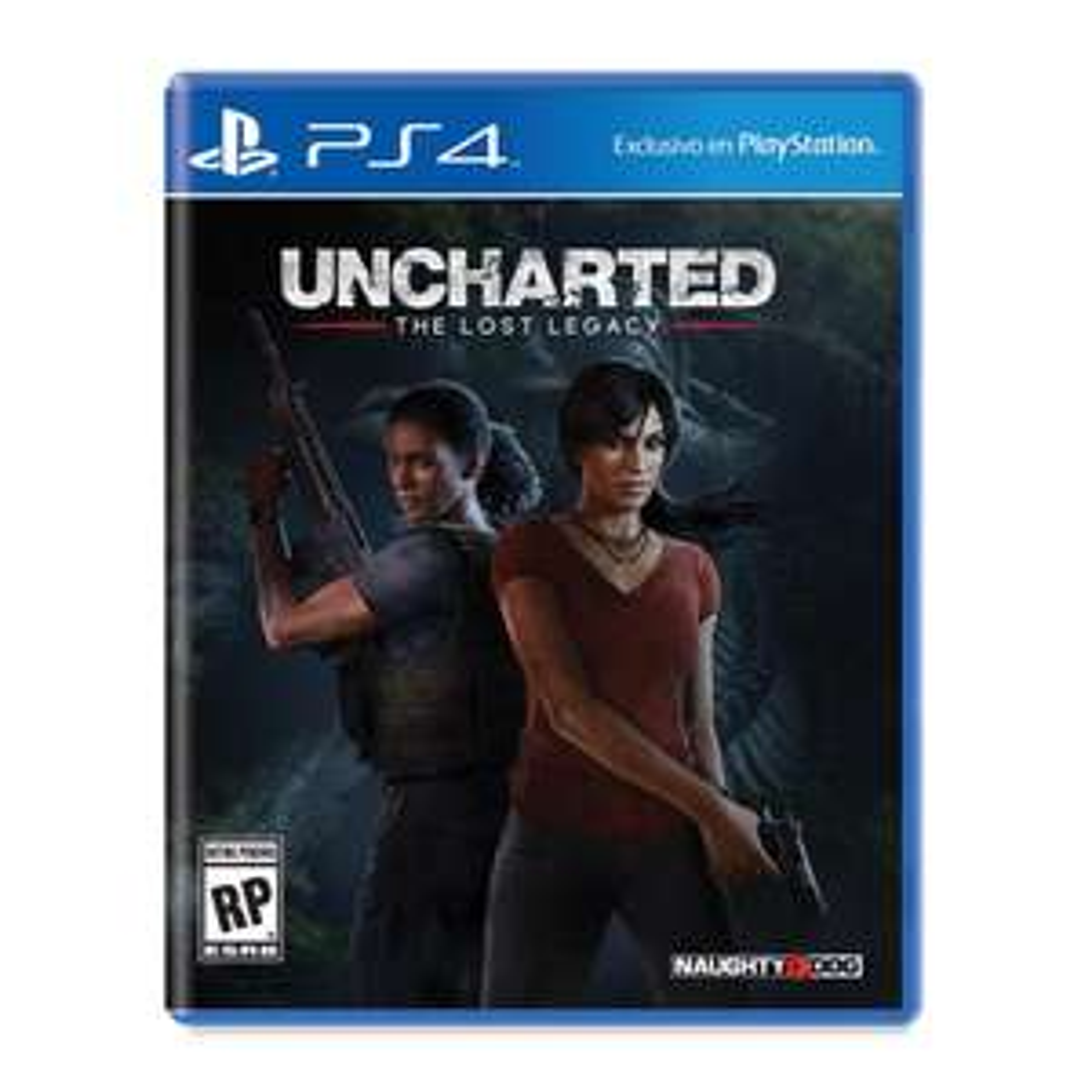 Walmart: Uncharted Lost Legacy
