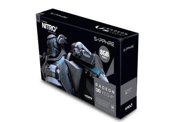 Newegg: Sapphire Nitro + RX Vega 64 8 GB