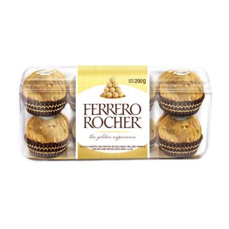 Sam's Club: Ferrero Rocher 16 piezas.