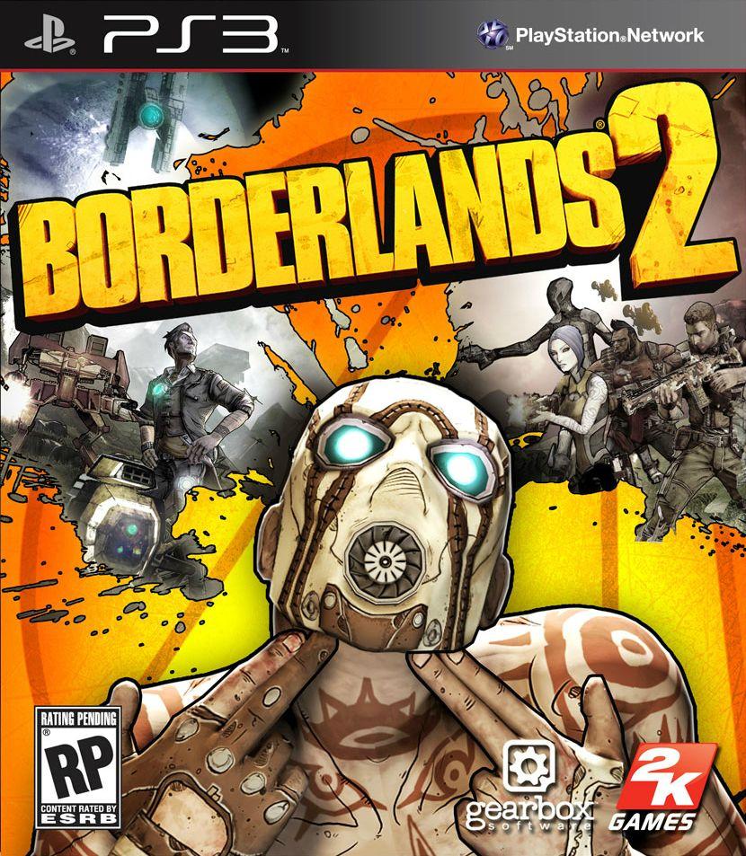 Amazon MX: Borderlands 2 PS3 a $57.40 + envío