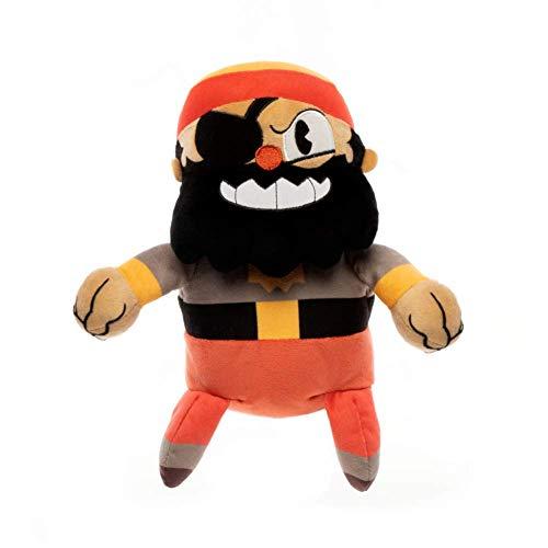 Amazon MX: Funko Plush Cuphead - Captain Brineybeard