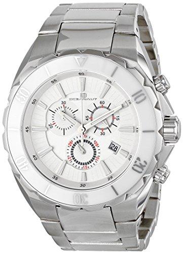 Amazon MX: Reloj para Hombre Oceanaut OC5125-Blanco, SOLO 2 DISPONIBLES incluye envío gratis con PRIME