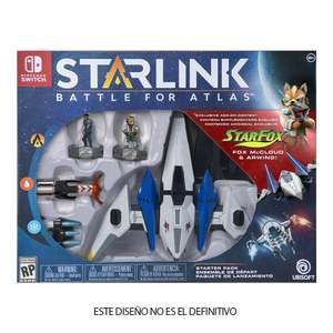 Walmart en línea: Starlink Battle for Atlas Star Fox para Nintendo Switch