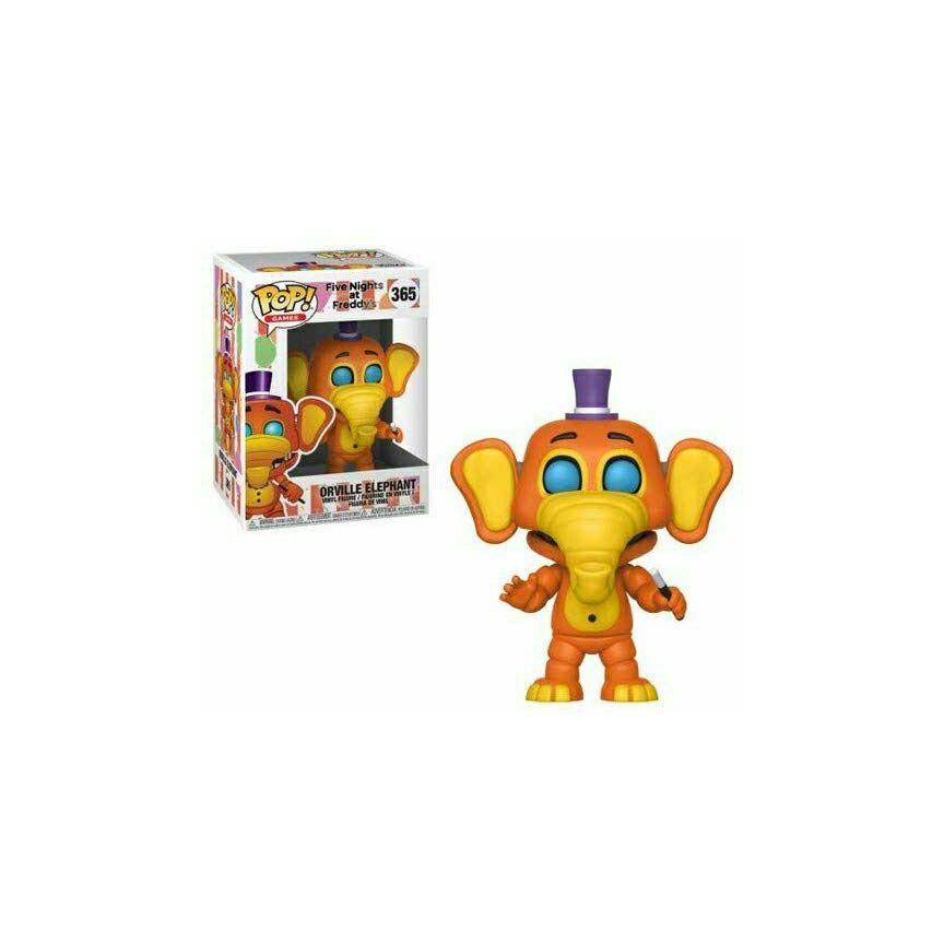 Amazon Funko Pop Orville Elephant Five Nights At Freddy's Mejor precio histórico