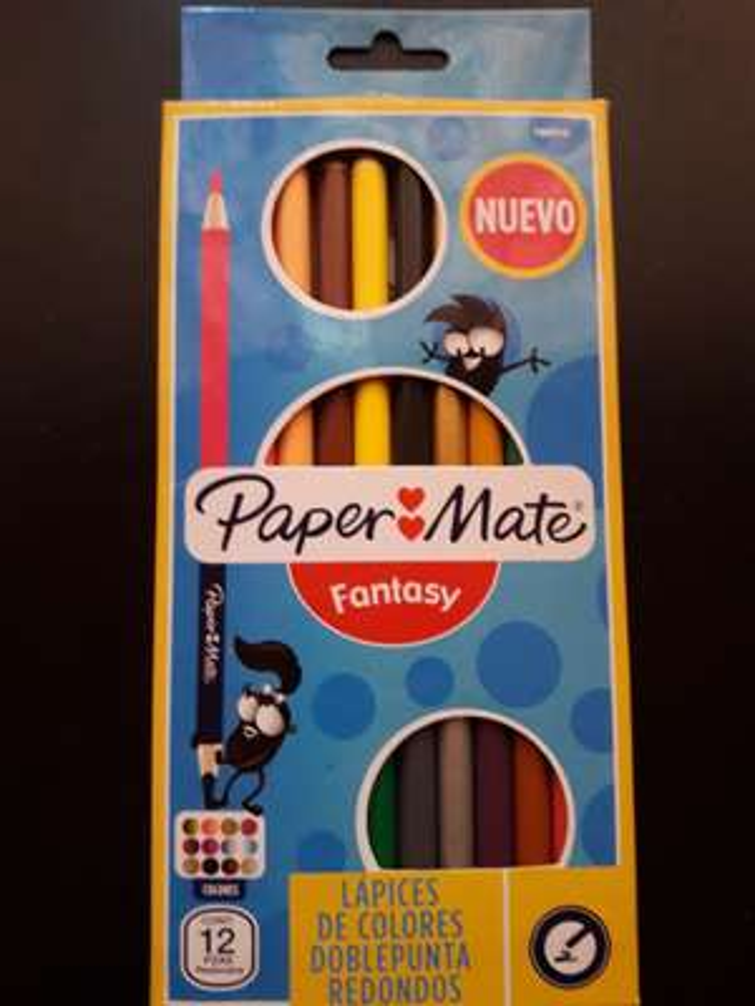 Bodega Aurrerá: Texcoco: Colores paper mate