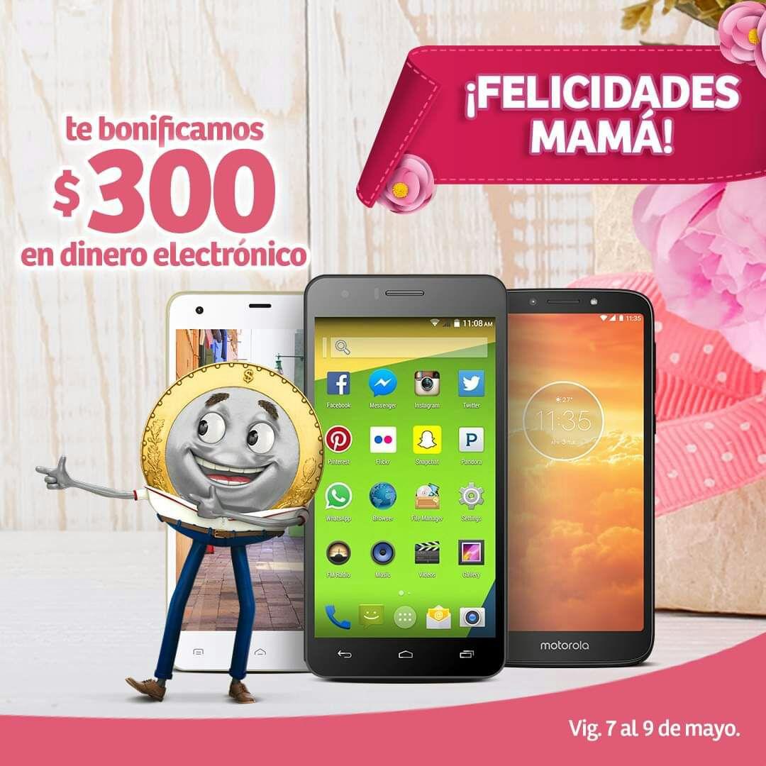 Soriana Mercado y Express: $300 en monedero electrónico por cada $1,000 de compra en telefonía celular
