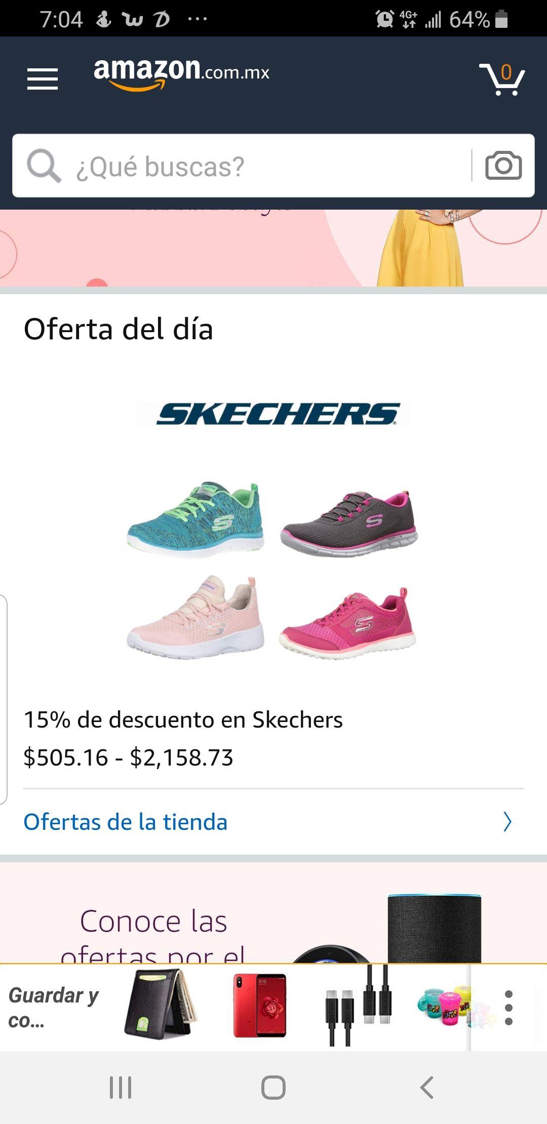 Amazon: Skechers en oferta
