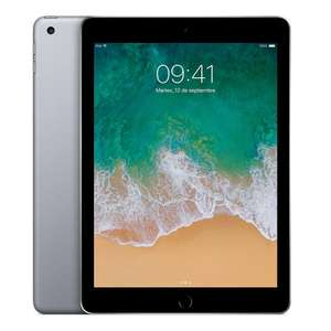 "Hot Days 2019 Walmart: Apple iPad 6 (2018) 32 GB Space Gray 9.7"" (Pagando con Bancomer/Inbursa a 18 MSI)"