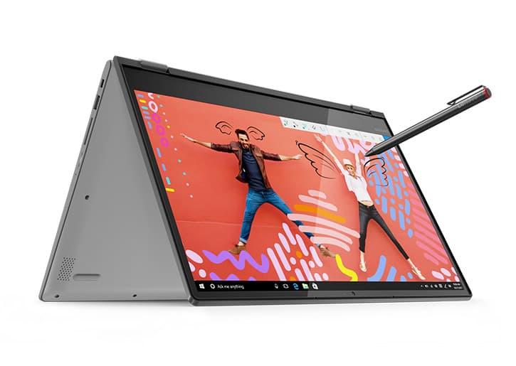 Newegg: laptop Lenovo convertible Ryzen 3 con SSD de 128 GB