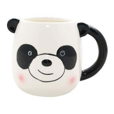 Walmart: taza panda 12.01 promonovela y madriguera visible