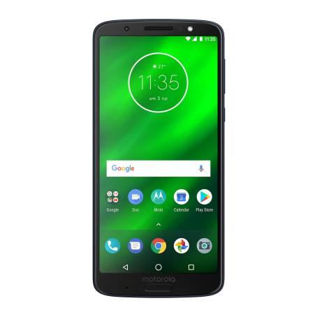Sam's Club: Motorola G6 Plus en color Índigo y Nimbus 64 GB (PAGANDO CON INBURSA)