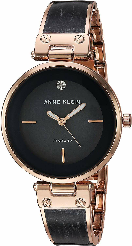 Amazon:Anne Klein AK2512GYRG Reloj de Diseñador para Mujer