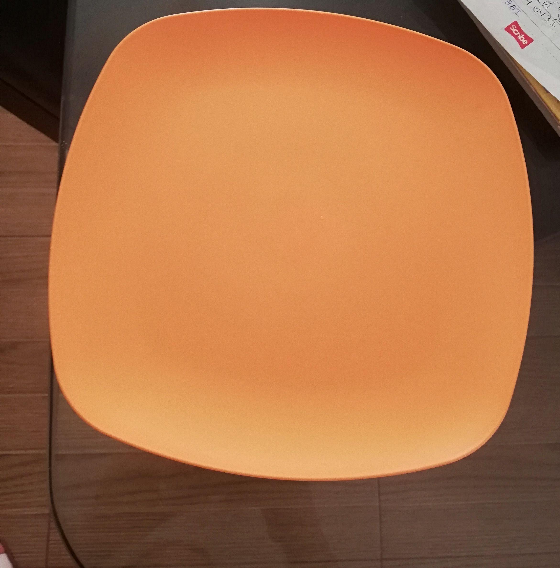 Bodega Aurrera : plato de plastico 28 cm aproximadamente