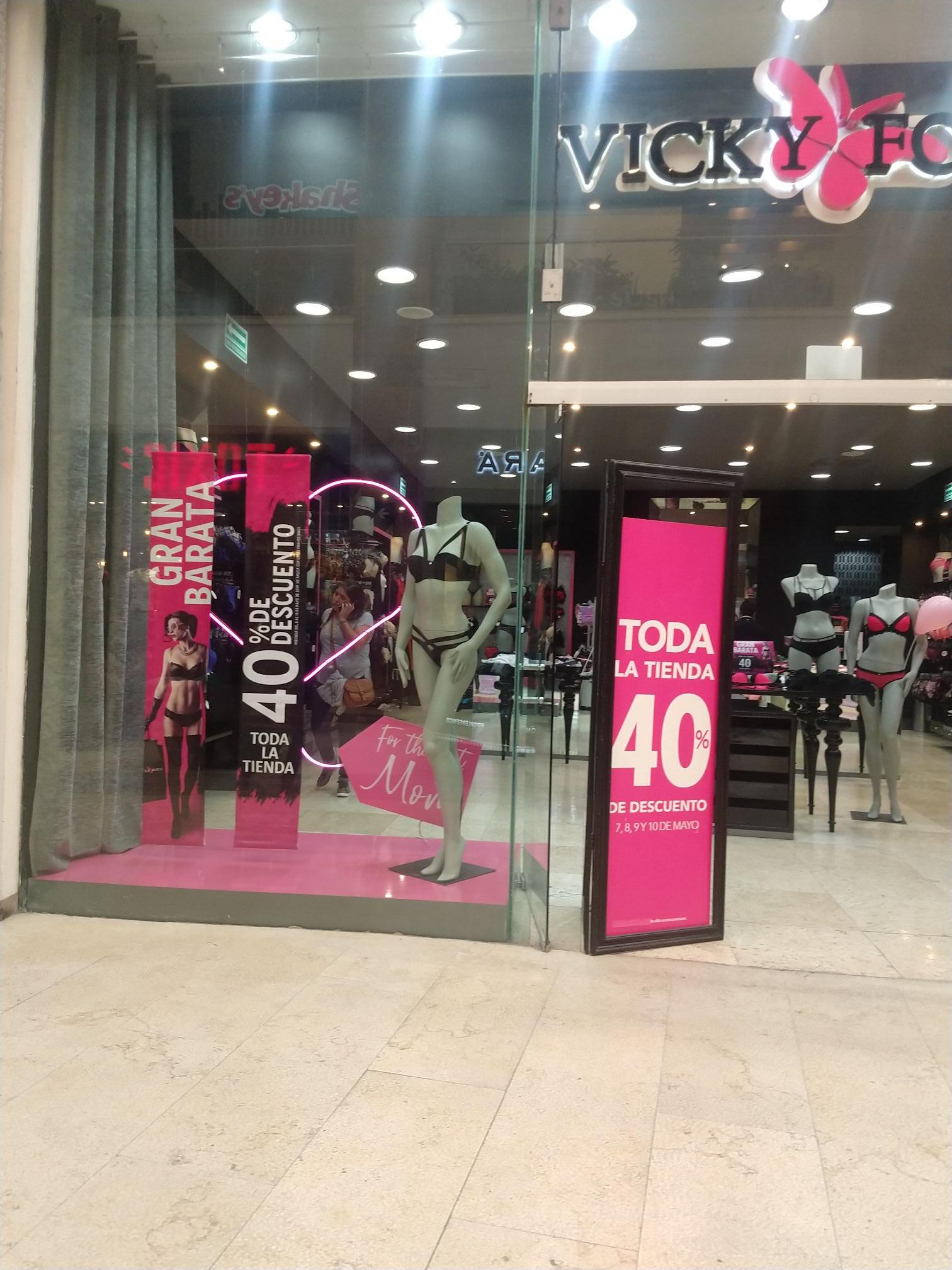 Vicky Form 40% de descuento en toda la tienda