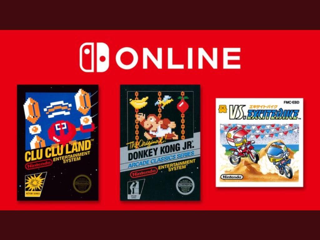 Nintendo Eshop: Switch Online - Juegos de Nes agregados para Mayo