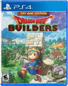 Amazon: Dragon Quest Builders Ps4