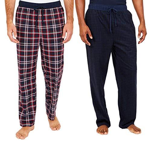 Amazon: 2 Pantalones Nautica Pijama Talla L (APlica Prime)