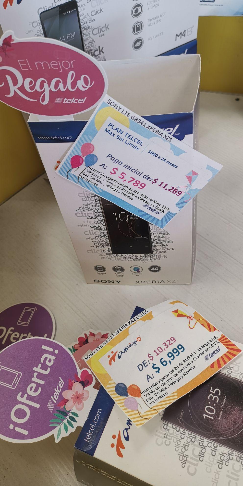 Telcel. Sony Xperia XZ1. 64gb, 4 de RAM. Procesador Snapdragon 835. Libre