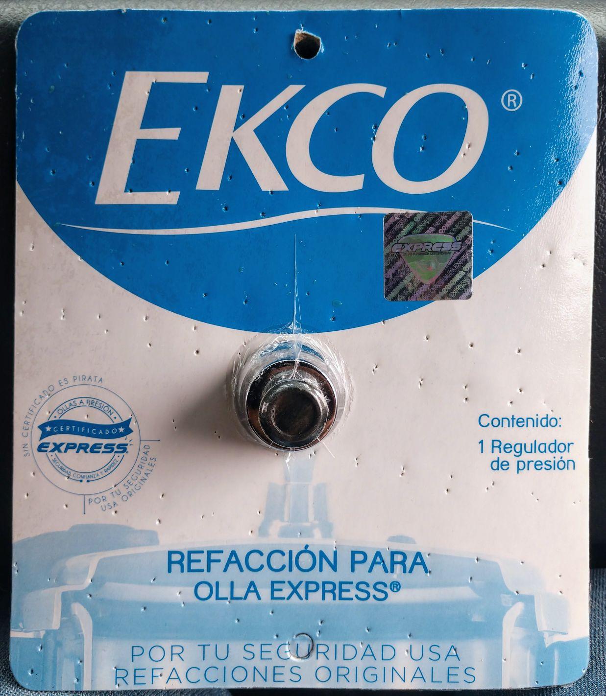 Walmart: Regulador de presión Ecko para olla express