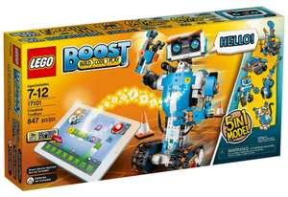 Sears LEGO boost 50% de descuento
