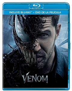 Amazon MX: VENOM (Bluray + DVD)