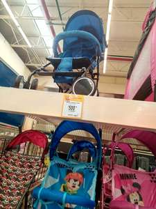 Walmart Colón: Carriola Safety