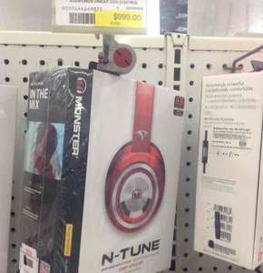 Office Depot Lindavista: Audifonos Monster N-tune