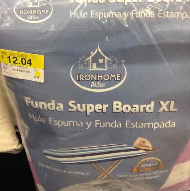 Walmart: Funda para tabla de planchar a $12.04