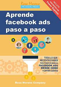 Amazon Kindle: Aprende facebook ads paso a paso