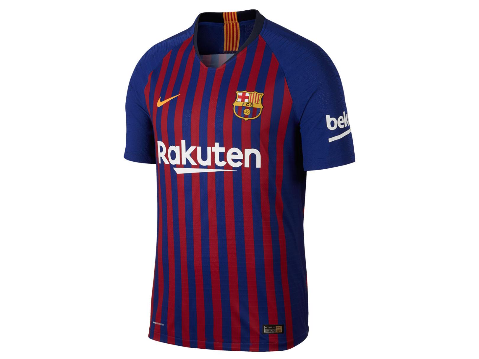Liverpool - Barcelona Local Vapor Match
