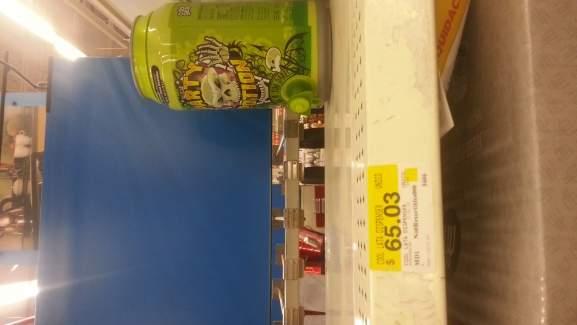 Walmart Delicias Chihuahua: Dispensador lata de 3.78 litros