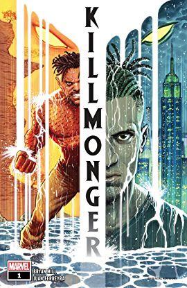 Comixology: Killmonger #1 GRATIS
