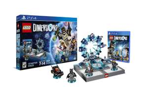 Amazon MX - LEGO Dimensions Starter Pack - PS4, Xbox One o Xbox 360