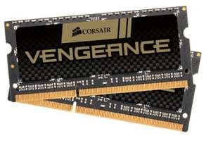 AMAZON MX: Memoria ram laptop Corsair Vengeance 1600mhz 2x4 8GB $623