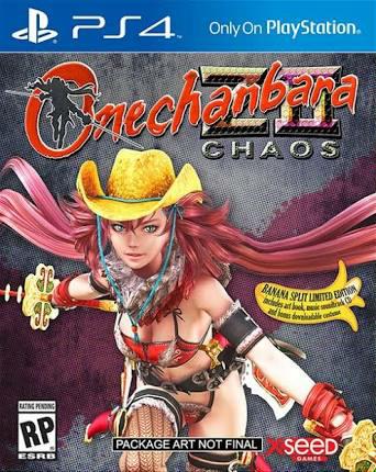 Amazon: Onechambara Z2 Banana Split Edition para PS4