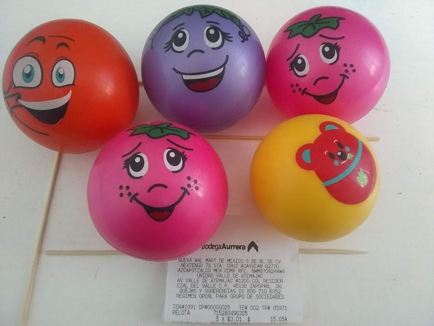 Bodega Aurrera: Pelota Baby Balls